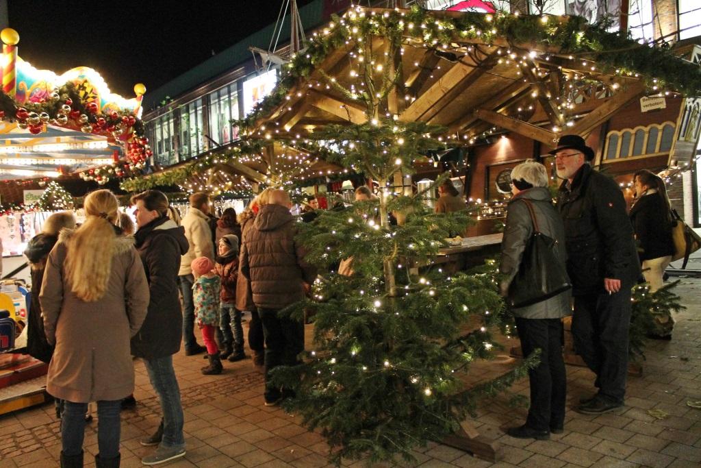 Weihnachtsmarkt Henstedt Ulzburg